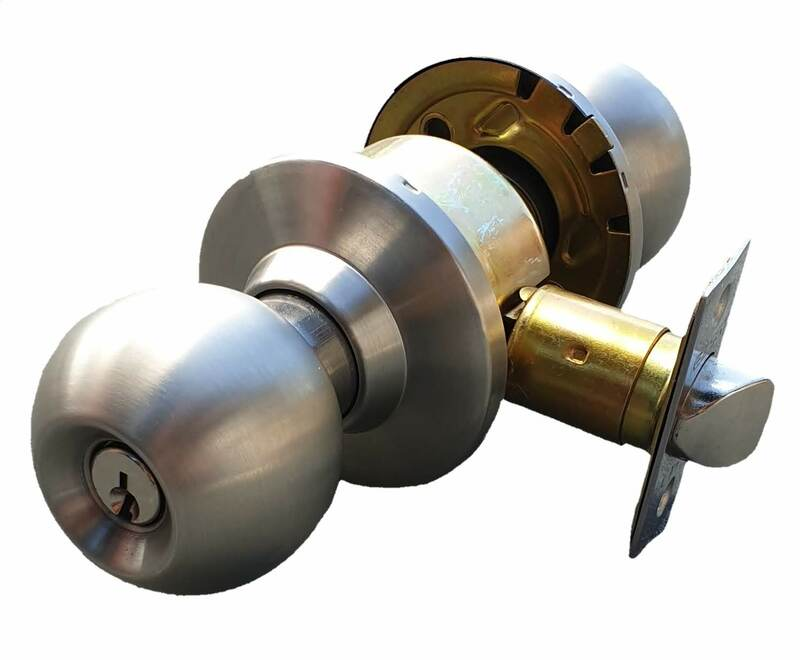 ENTRANCE DOOR LOCKS
